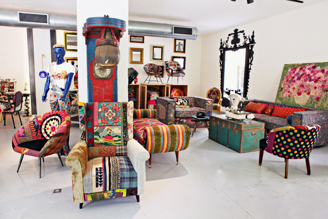 Chaise lounge jenny mcphee