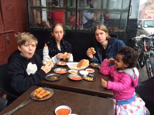 kasbah street food