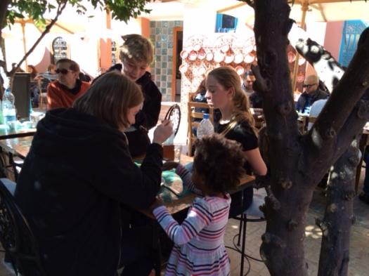 women's cooperative Marrakech